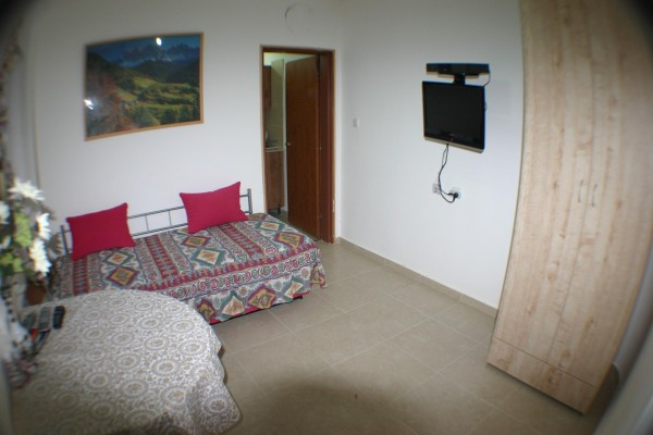 יחידת נופש באילת: חדר שינה / יחידת נופש באילת: רוסטי