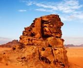 ואדי רם האגדי בדרום ירדן / טיול יומיים כולל פטרה וואדי רם