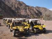ATV Tomcar, Side-by-Side UTV / Desert Adventure, Eilat, Israel