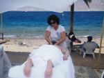 מרכז טיפולים באילת : אירועים עסקיים באילת / אירועים בטבע ובים : עיסוי באילת