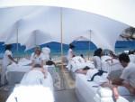 מרכז טיפולים באילת : אירועים עסקיים באילת / אירועים בטבע ובים : חוף הוויליג באילת