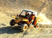 ATV Tomcar (side-by-side UTV) / Desert excursion in Eilat, Israel