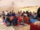 אירוע שטח לסוכנים/יום כיף במדבר