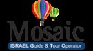 Mosaic Israel Travel Guide | פורטל תיירות ענק לתיירות נכנסת לישראל