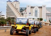 ATV Tomcar (side-by-side UTV) / Desert excursion in Eilat, Israel